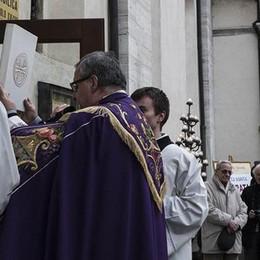 Tirano, diecimila pellegrini per l'Anno Santo