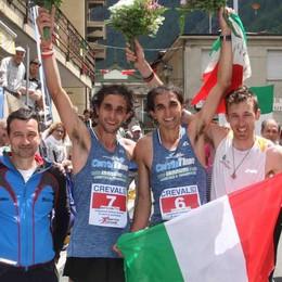 Corsa in montagna, Collinge e Dematteis tricolori a Lanzada