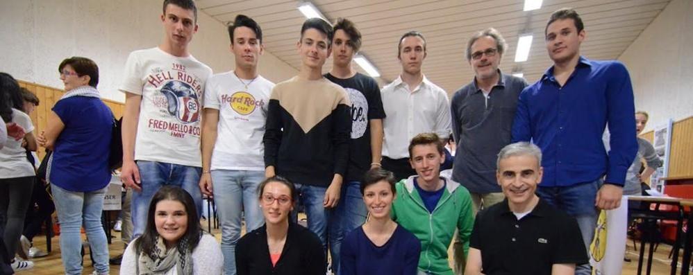 Il mondo del lavoro incontra la scuola al Politekne Mattei