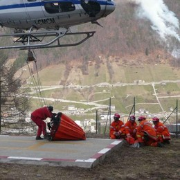 Antincendio boschi. Ora registra anche  i falò di ramaglie