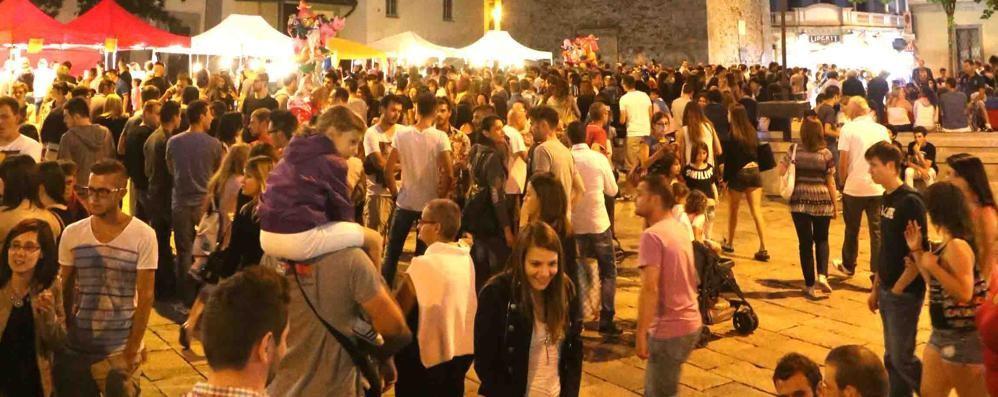 Musica e spettacoli: l'allegria invaderà  il centro della città