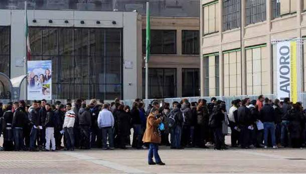 Istat, disoccupazione maggio giù a 11,5%