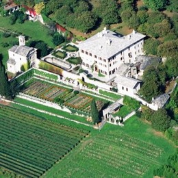Fondi e progetti per Palazzo Vertemate