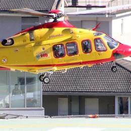 Roberto Dioli è tornato a casa  Il corpo recuperato in Svizzera