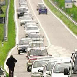 Giornata di scontri a Talamona. Due motociclisti ricoverati a Sondrio