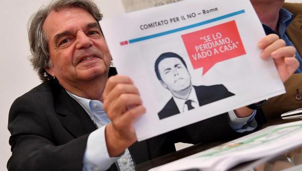 Brunetta a Alfano, con noi o con Renzi