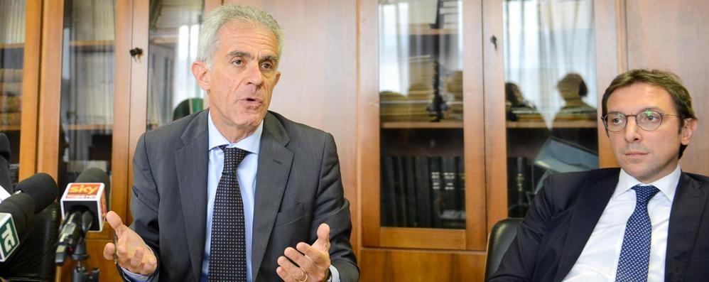 «Gilardoni corrotto con un incarico da 14mila euro e la promessa di altri soldi»   GUARDA IL VIDEO