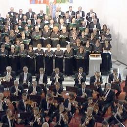 Il concerto al Santuario fa registrare il pienone «Serata di alta livello»