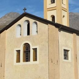Terminato il restauro: la chiesa San Carlo restituita ai fedeli