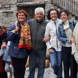 Una passione di famiglia  I Lenatti e la montagna