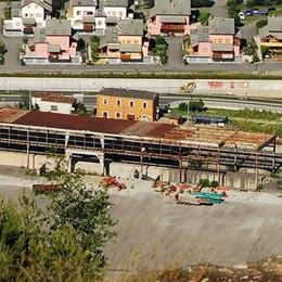 Parco minerario, nuovo colpo di scena  «Quei capannoni sono troppo grandi»