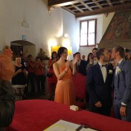 Prime nozze gay in città del Concilio