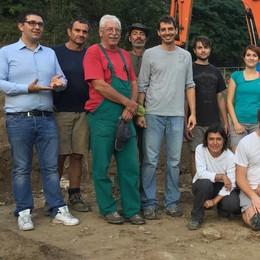 Piuro scava nella storia, dopo trent'anni tornano gli archeologi