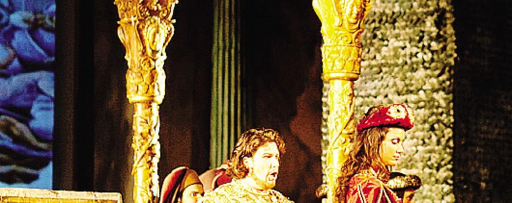 """Teatro Sociale, la stagione parte con il  """"Rigoletto"""". Da lunedì  corsa ai biglietti"""