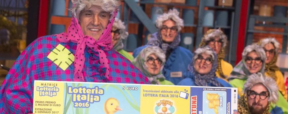 Lotteria Italia: Lombardia fortunata