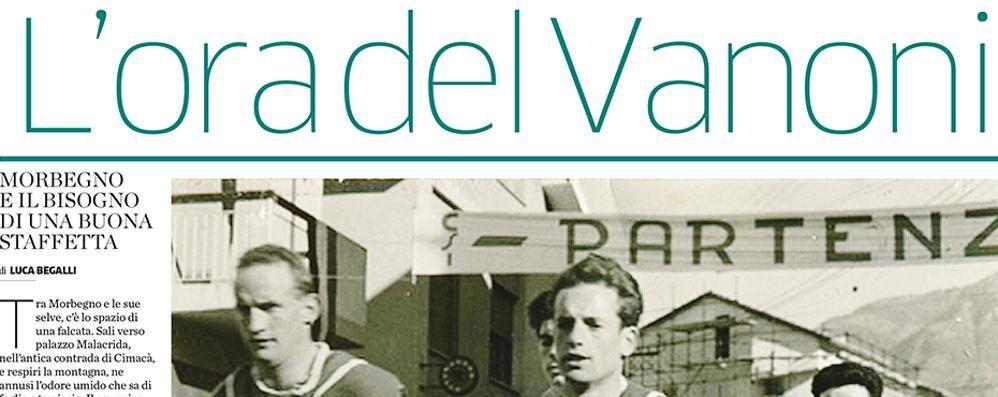 Evento speciale Trofeo Vanoni   Sabato 12 pagine in omaggio   per celebrare i 60 anni della mitica corsa