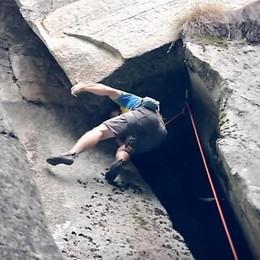 Otto lezioni per aspiranti climber  Le guide alpine vanno sul web