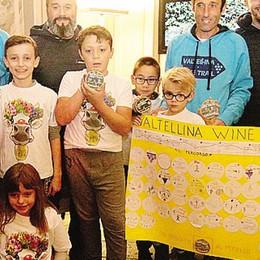 Squadra che vince non si cambia  Il Valtellina Wine Trail fa il botto