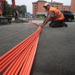 Prata avrà finalmente la fibra ottica  Tarabini: «È un grande risultato»