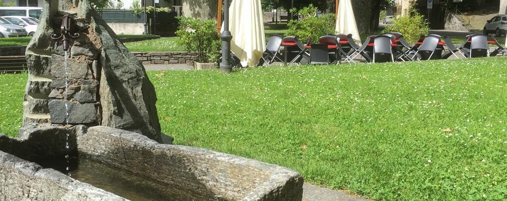 Parcheggi e parco di Pratogiano  Chiavenna cambierà aspetto