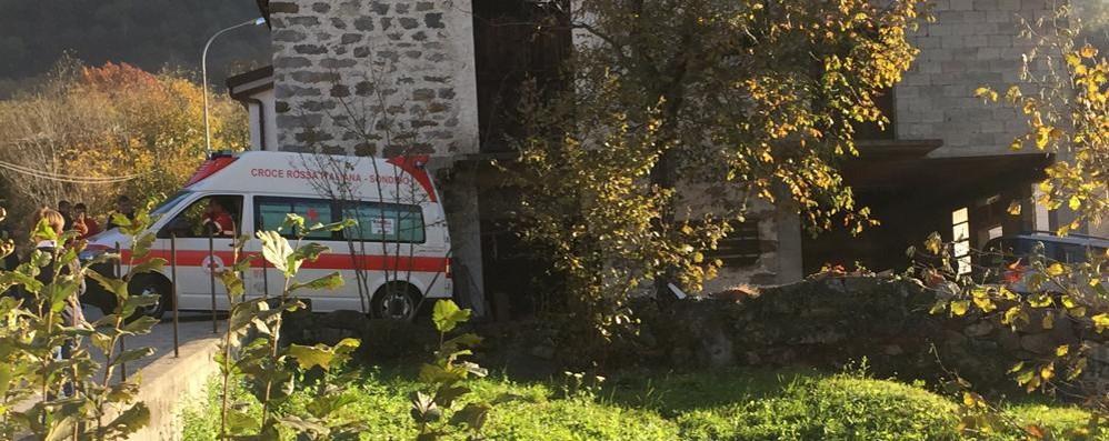 San Cassiano, travolto da un camino: è gravissimo
