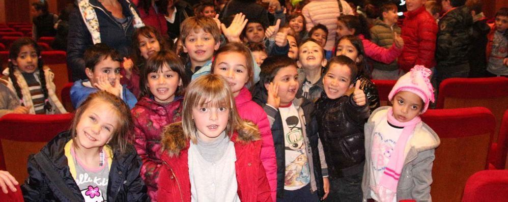 Sondrio Festival, le scuole aprono l'edizione 2017