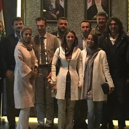 La missione della Bps in Iran  «Aziende molto soddisfatte»
