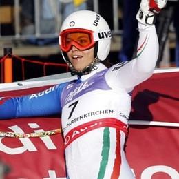 Sci alpino, crociato rotto per Elena Curtoni addio al sogno olimpico
