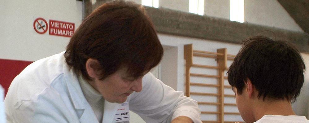 Obbligo vaccinazioni a scuola  Sono 607 gli irregolari in Valle