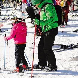 Sarà un fine settimana sulle piste  E sabato si potrà sciare senza pagare