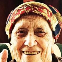 Era la grosina più anziana  L'addio a nonna Orsola