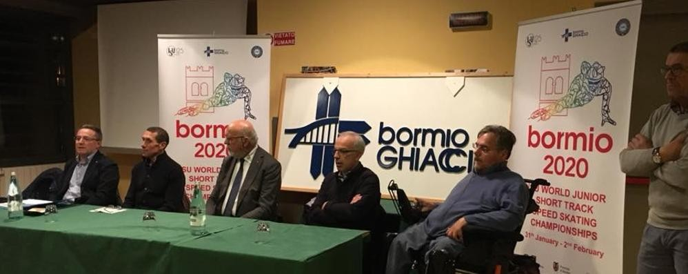Bormio è la capitale dello short track  Ospiterà i Mondiali juniores del 2020