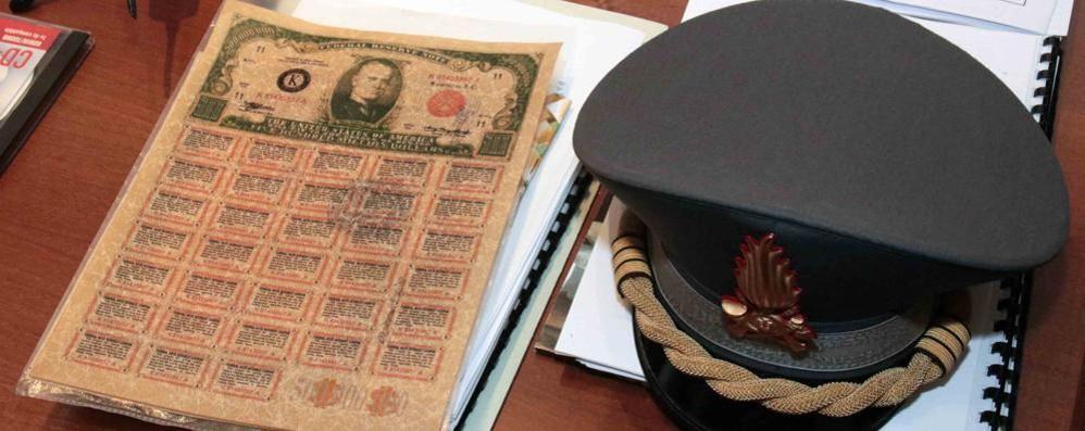 Fort Knox in Valle, i bond sequestrati  valgono 163 miliardi