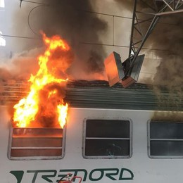 Rogo sul treno, ora è allarme: «Vogliamo risposte da Trenord»