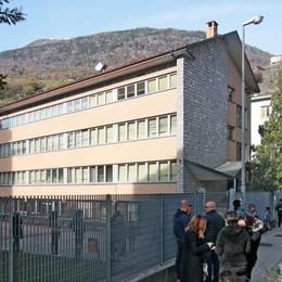 Scuola in via Bosatta, cantiere da gennaio  Lavori da 650mila euro a Sondrio