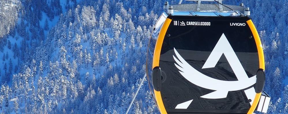 Ecco la nuova cabinovia  Carosello 3000 si rinnova