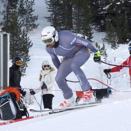 Sci alpino, primi allenamenti sulla Stelvio in vista della libera