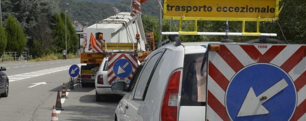 Trasporti eccezionali: «Regole severe sulla 36, aziende penalizzate»