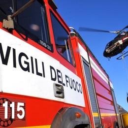 Vigili del fuoco, quasi 4mila interventi  Più di mille per gli incendi