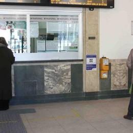 «Sondrio, militari in stazione per la sicurezza»