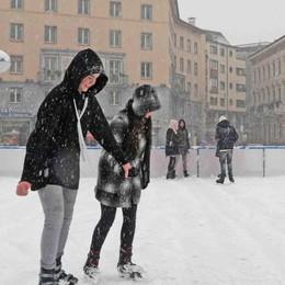 «Domani deboli piogge, nevicate a partire da venerdì»