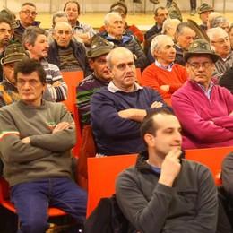 La sede degli alpini nella casa cantoniera di Sondrio: «Sarà la nostra baita»