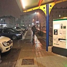 Nuove tariffe nel parcheggio dell'ospedale