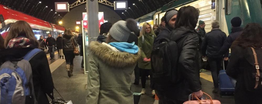 Dalla Calabria per incontrare la donna conosciuta on line:muore sul treno