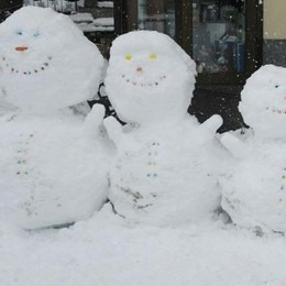 Quaranta centimetri di neve a Livigno  Provvedimenti anti valanghe