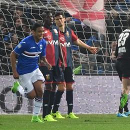 Serie A: Genoa-Sampdoria 0-1