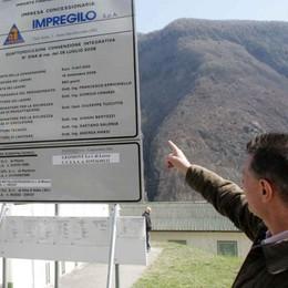 Frana di Spriana e by pass sul Mallero  «Bisogna fare chiarezza sul futuro»