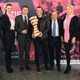 Giro d'Italia, presentate a Milano le tappe valtellinesi