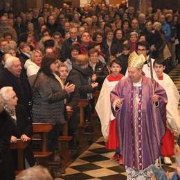 In 1400 dalla Valle per ascoltare il Papa