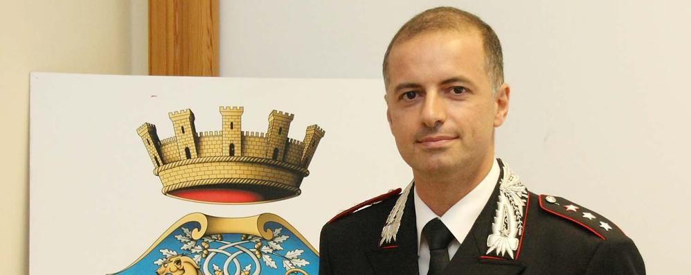 Alta Valle, un autotrasportatore e i carabinieri rovinano la festa ai ladri